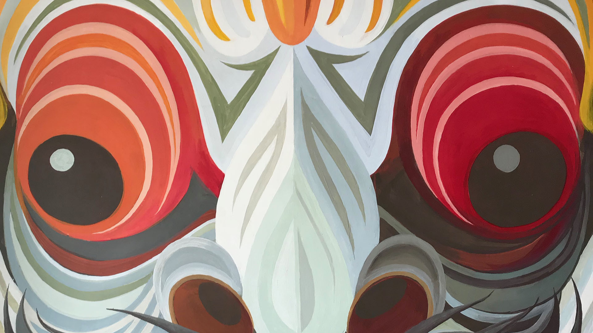 Canggu mural